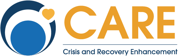 CARE Logo: Crisis and Recovery Enhancement